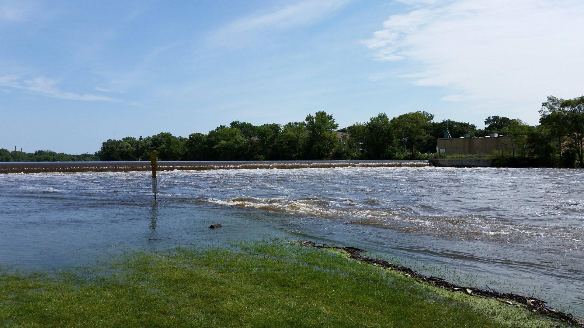 Fox River South Elgin 7/20/2017